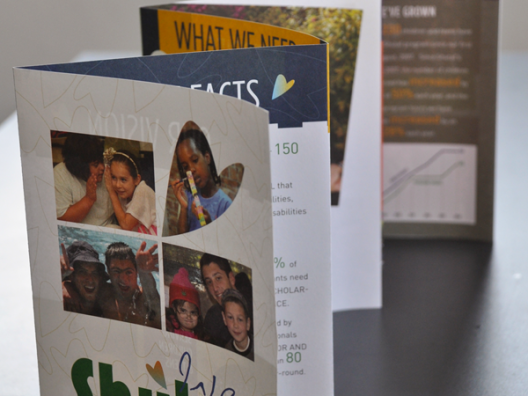 Shutaf's English brochure